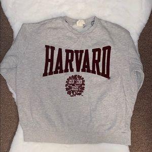 Harvard Crewneck!